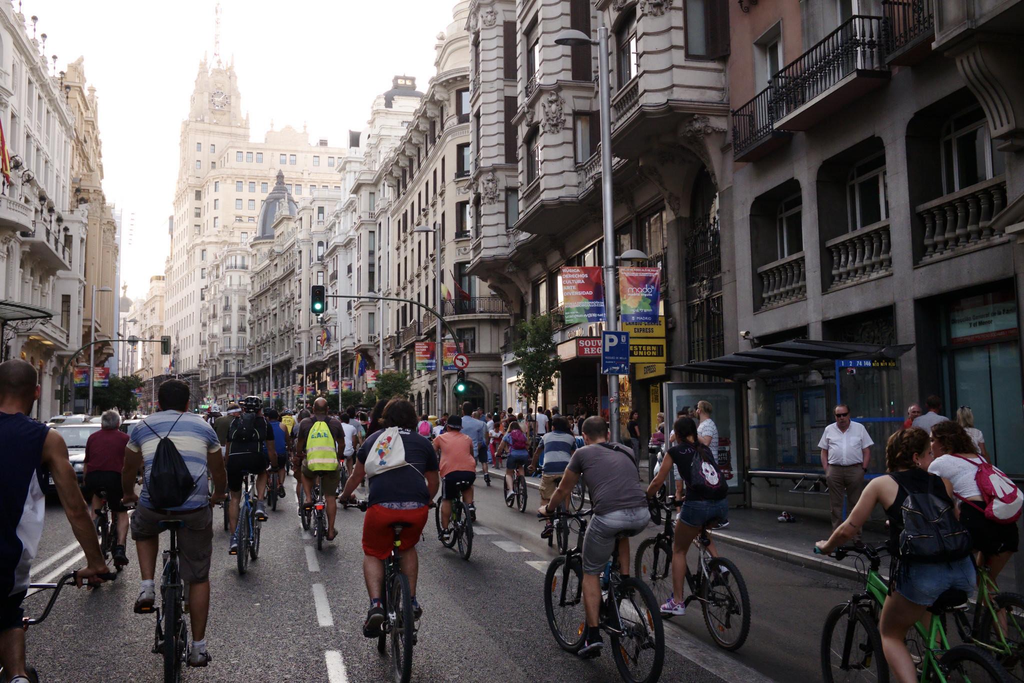 Cinco claves para comprender el Plan Estratégico Estatal para la Bicicleta