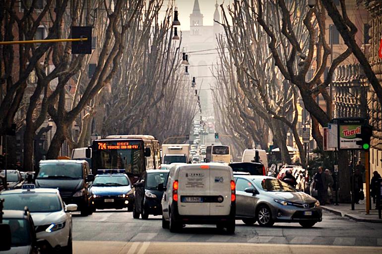 Las cinco peores capitales europeas en movilidad sostenible. ¿Madrid entre ellas?