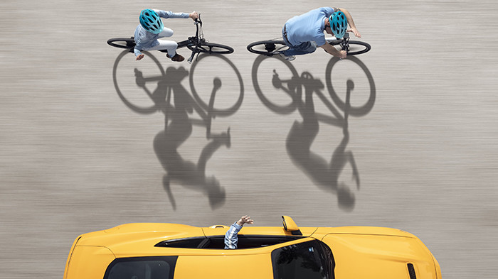 """""""Comparte la carretera"""": una experiencia de realidad virtual para ponerte en la piel de ciclistas y conductores"""