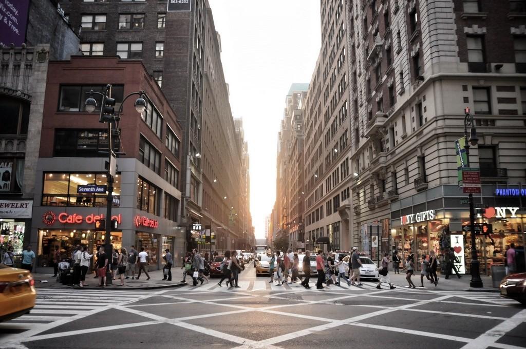 Aunque no lo creas, Nueva York es un ejemplo internacional de seguridad vial