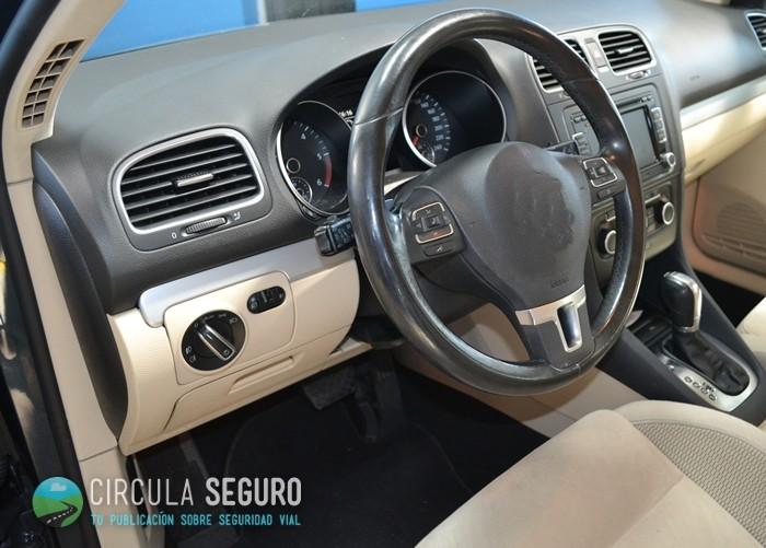 Consejos para una conducción segura (1): Ergonomía y posición al volante