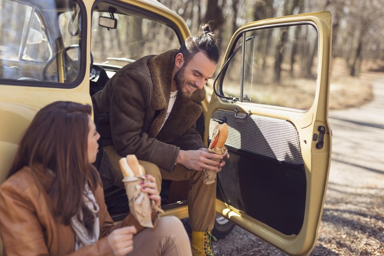 Diez ideas para comer ligero cuando viajas por carretera