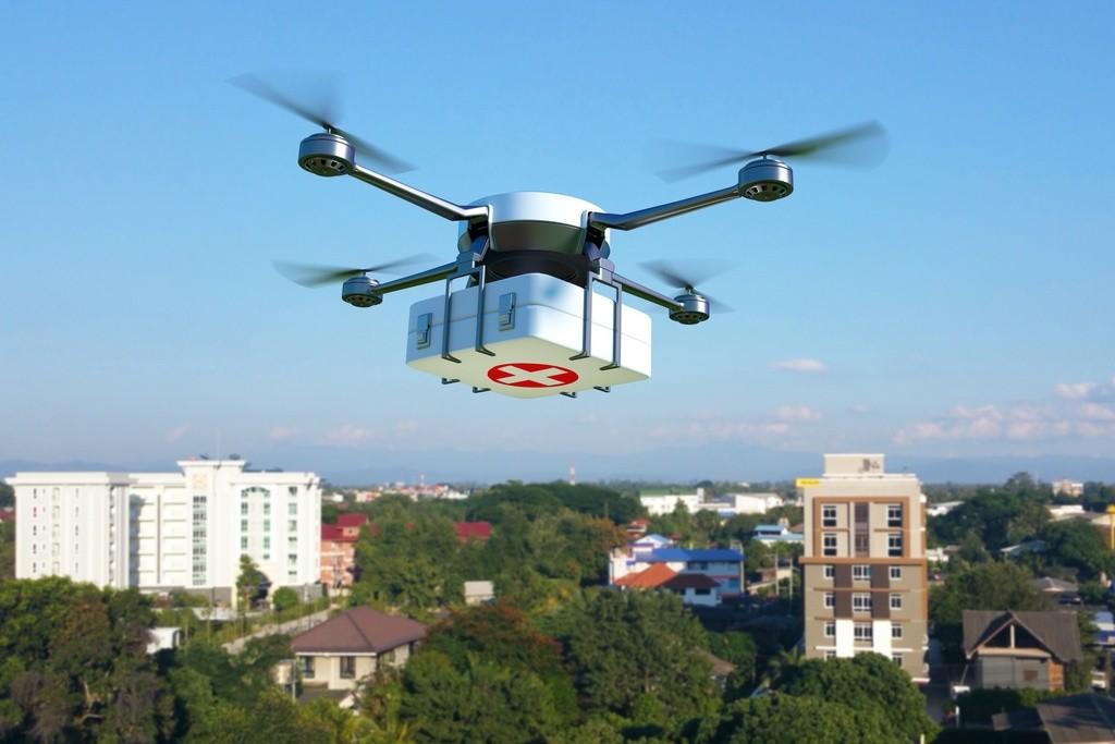 Drones que asisten en caso de emergencia: están en camino en España