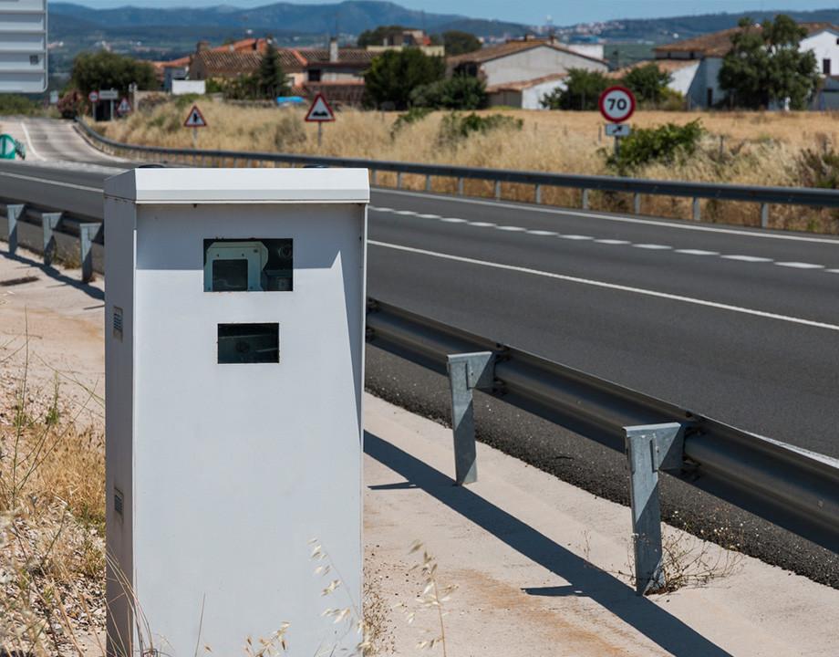 Radares en España y afán recaudatorio, ¿mito o realidad?