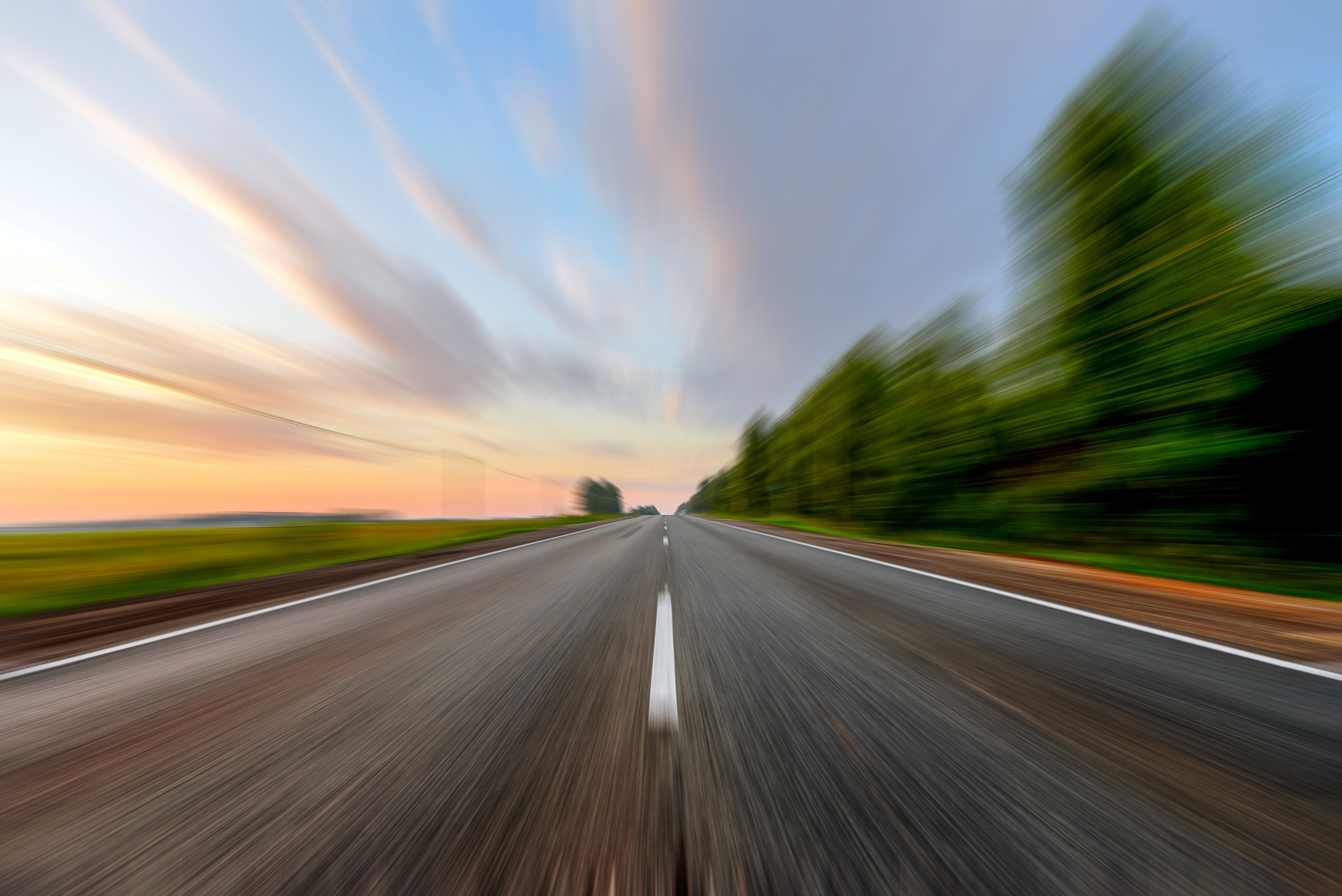 limite de velocidad en carretera