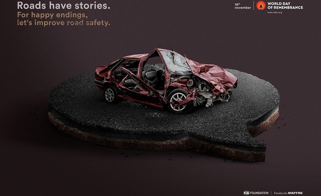 """""""La carretera tiene historias"""": en qué se inspira el lema del Día Mundial de Víctimas de tráfico"""