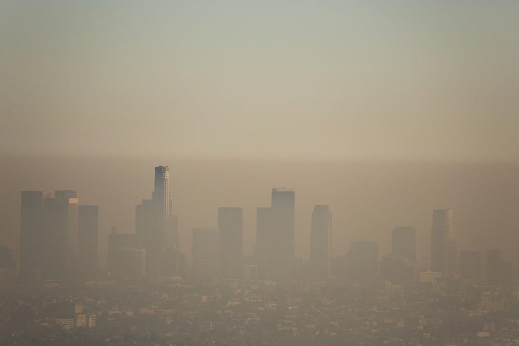 Boina de contaminación