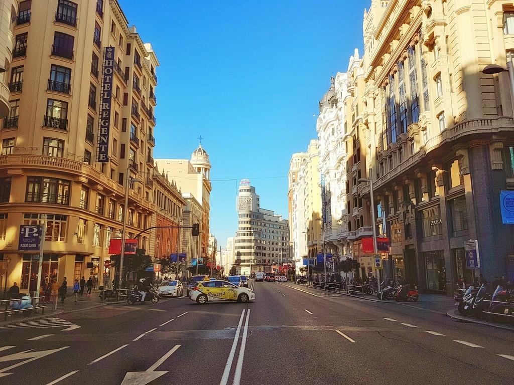 Autorización para entrar en Madrid Central