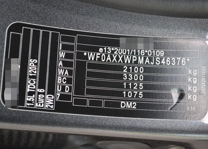 ¿Qué es el VIN o identificación del vehículo?