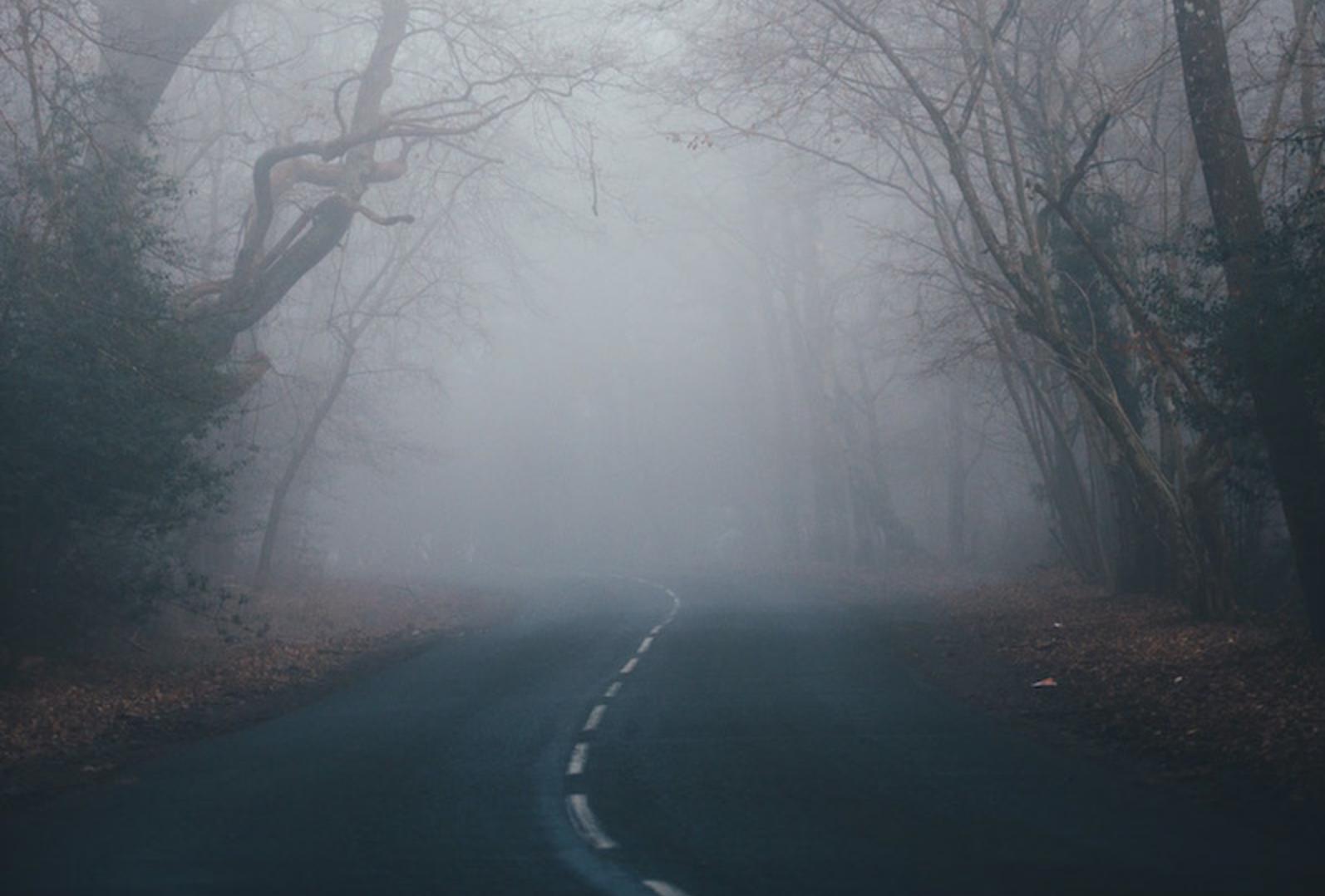 Conducción con niebla, comprender este fenómeno
