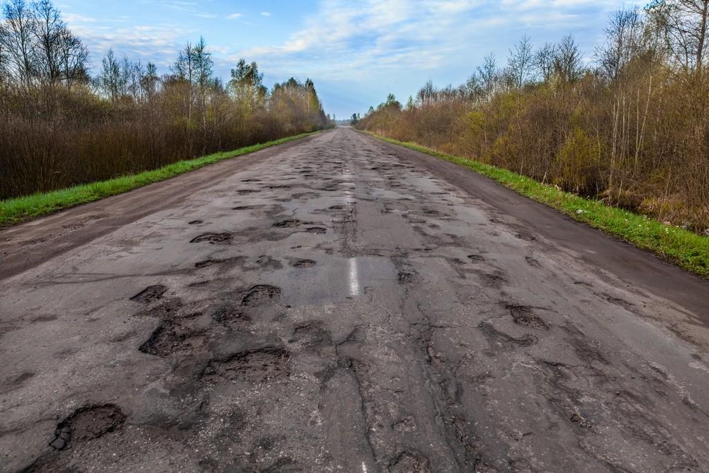 ¿Cuáles son las provincias con peor estado de las carreteras?