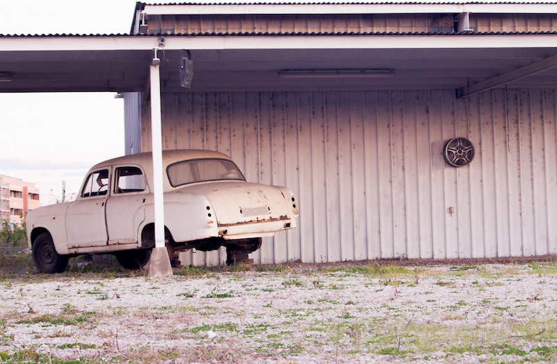La edad de tu vehículo, clave en un accidente