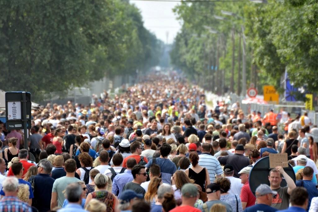 Manifestación en el centro: ¿cómo se resiente la movilidad?