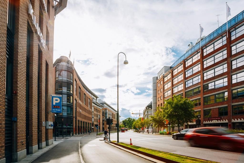 calle de Oslo