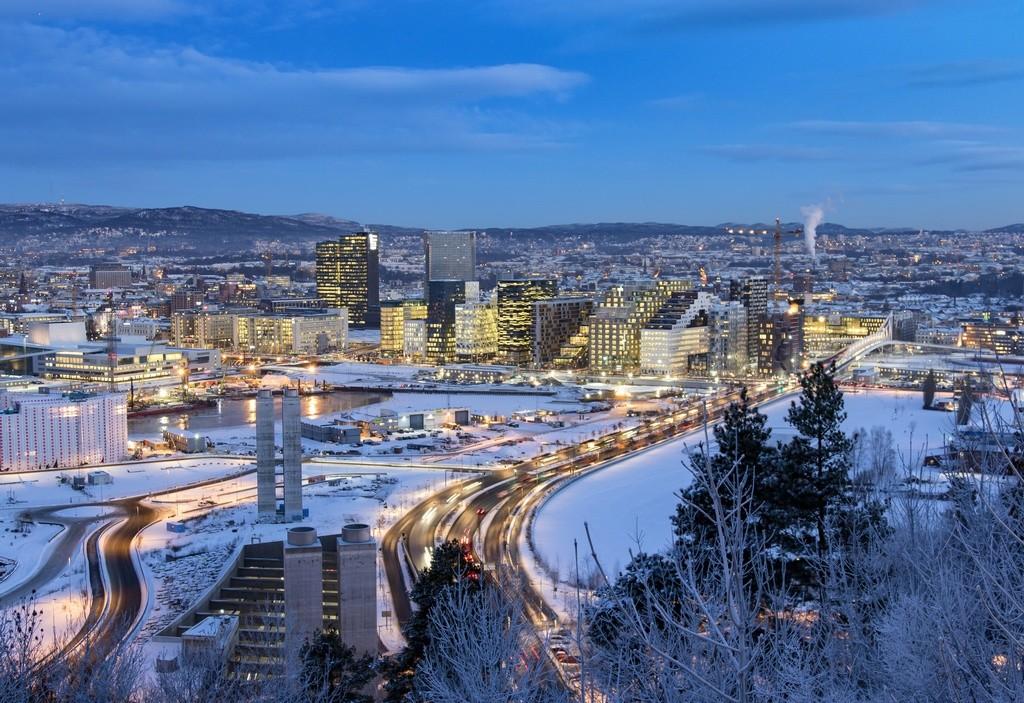 Así es la movilidad en Oslo, la Capital Europea Verde 2019
