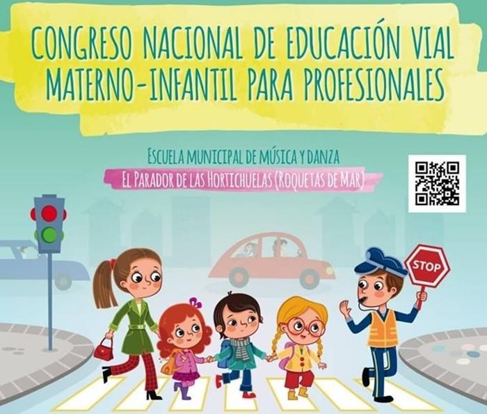 Los retos de la educación vial vistos en el Congreso Nacional de Educación Materno Infantil