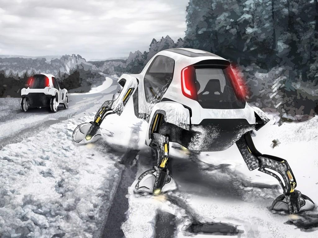 Estas son las últimas y más rompedoras propuestas en seguridad vial que trae el coche autónomo