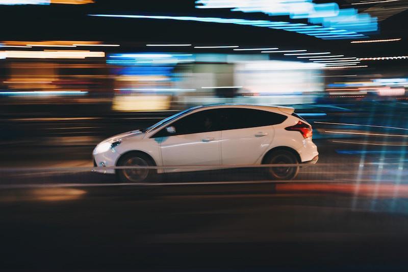 Cuántos puntos se pierde por superar el límite de velocidad