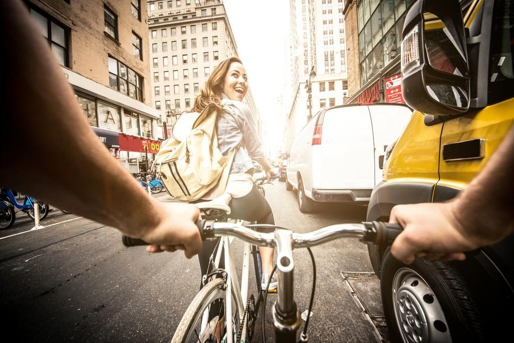 ¿Qué tiene que ver la seguridad en bicicleta con el 5G?