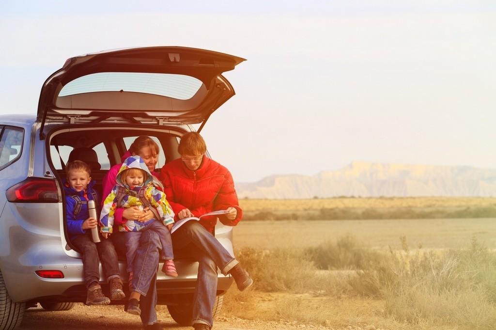 Ocho consejos para organizar un viaje largo con niños y hacerlo más llevadero
