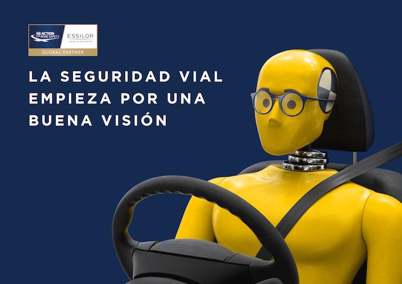 vision al volante