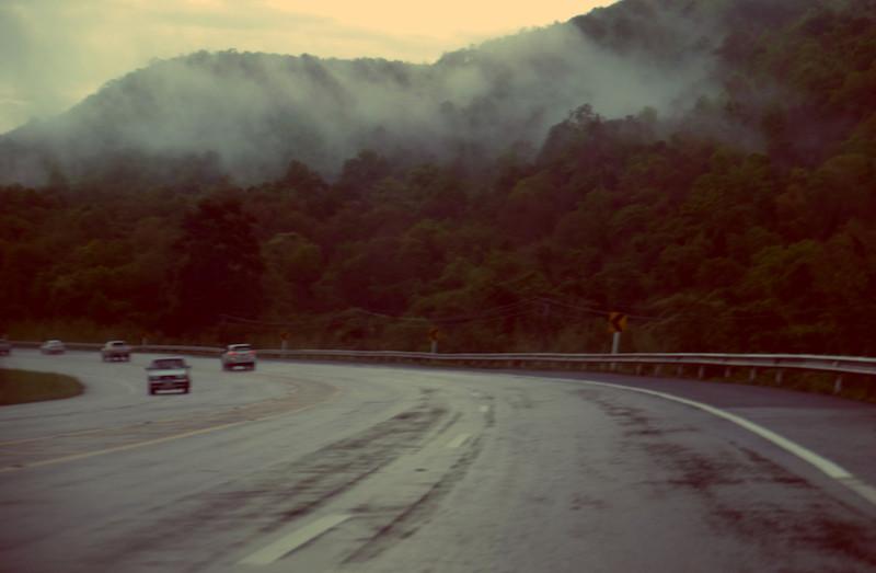 Cómo conducir en zona de incendio