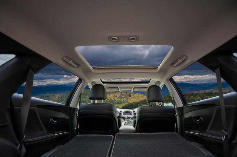 seguridad techo panoramico