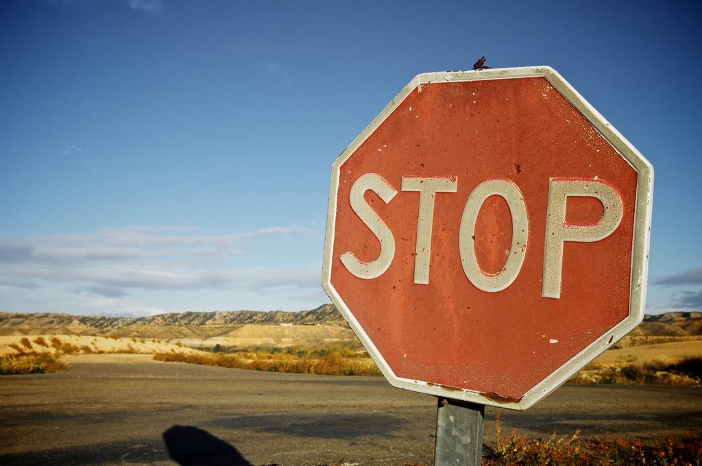 Cómo identificar todas las señales de tráfico que puedes haber olvidado