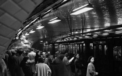 Historia de la movilidad en Madrid a través de sus imágenes