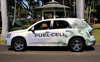 Vehículos de pila de hidrógeno, ¿el verdadero vehículo del futuro?