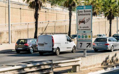 Cómo será la Zona de Bajas Emisiones de Barcelona