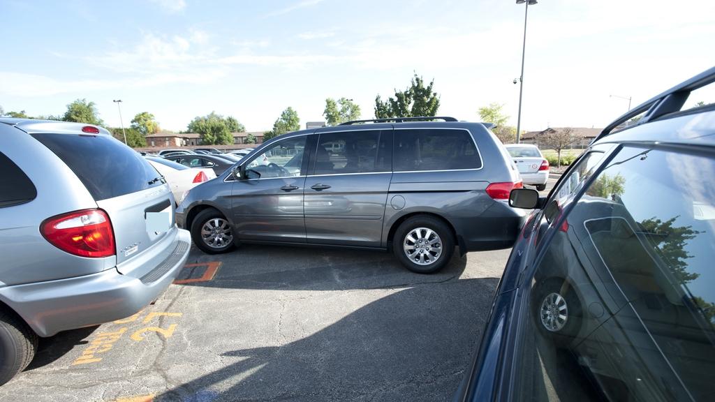 aparcar bien
