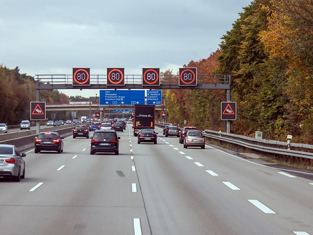Limite velocidad Autobahn