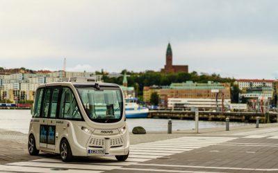 ¿Qué países lideran la carrera por la conducción autónoma en Europa?