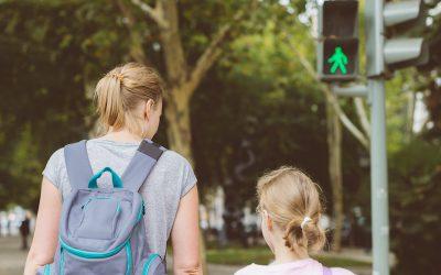 STARS: así es el proyecto que mueve a cientos de niños en bicicleta a diario