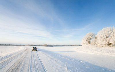 ¿Seguro que estás preparado para conducir sobre nieve?
