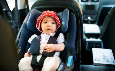 Cinco aspectos que tienes que tener en cuenta antes de comprar una sillita de coche para niño