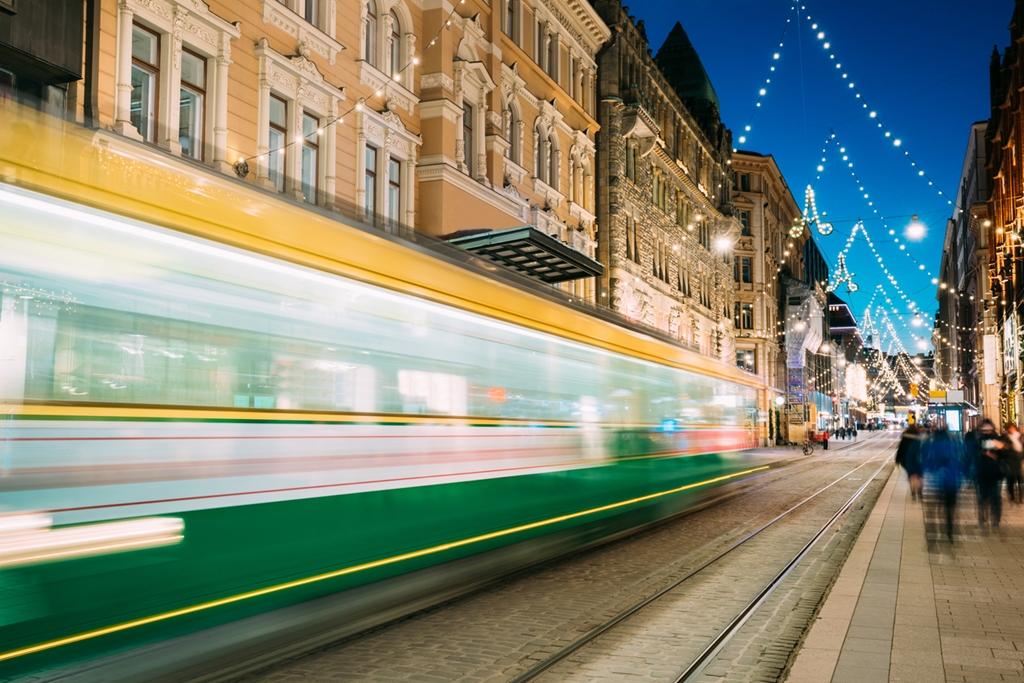 Movilidad en Navidad