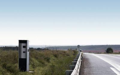 Los radares que más han multado en España en 2019