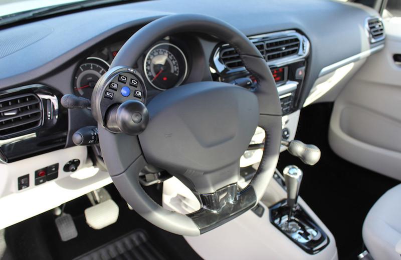 coche adaptado