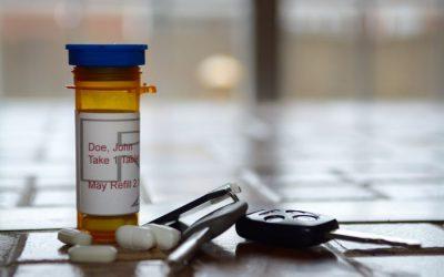 ¿Eres consciente del riesgo de automedicarse y ponerse al volante?