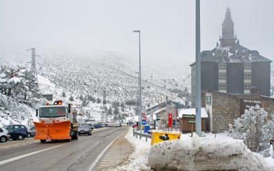 Siete consejos para conducir seguro hasta una estación de esquí