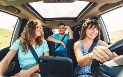 Si conduces el coche de tu amigo, esto debes saber antes de arrancar