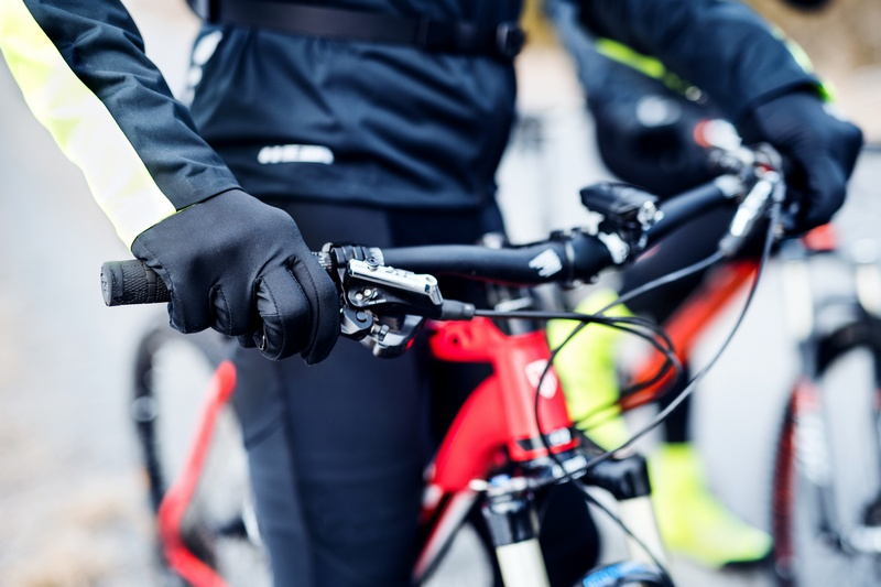 Guantes ciclismo