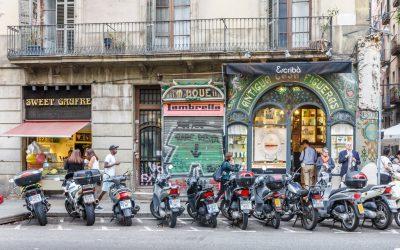 Aumentan las matriculaciones de motos y con ellas, la necesidad de proteger a este colectivo