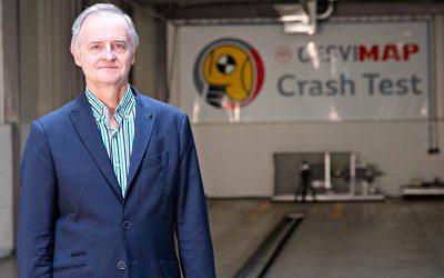 Juan Carlos Iribarren: «El futuro sobre la reconstrucción de accidentes de tráfico está en las cajas negras»