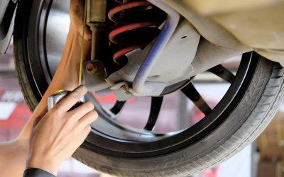 Cómo, cuándo y dónde cambiar los amortiguadores de tu coche