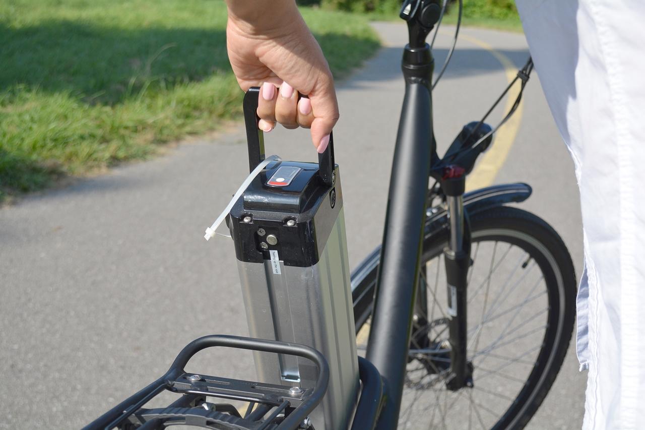 Mantenimiento de bicicleta eléctrica