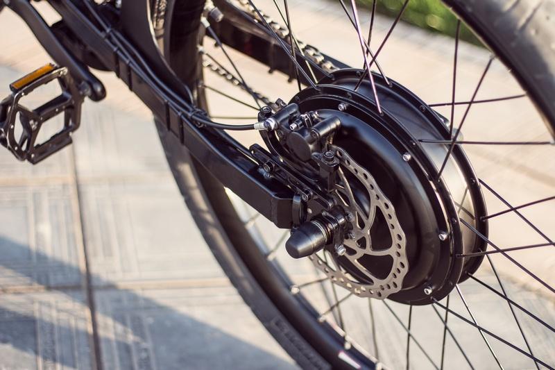 Motor de bici eléctrica