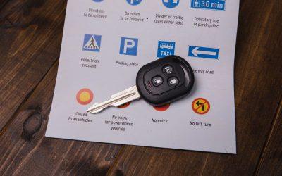 Propósitos durante la cuarentena: estudiar el teórico de conducir